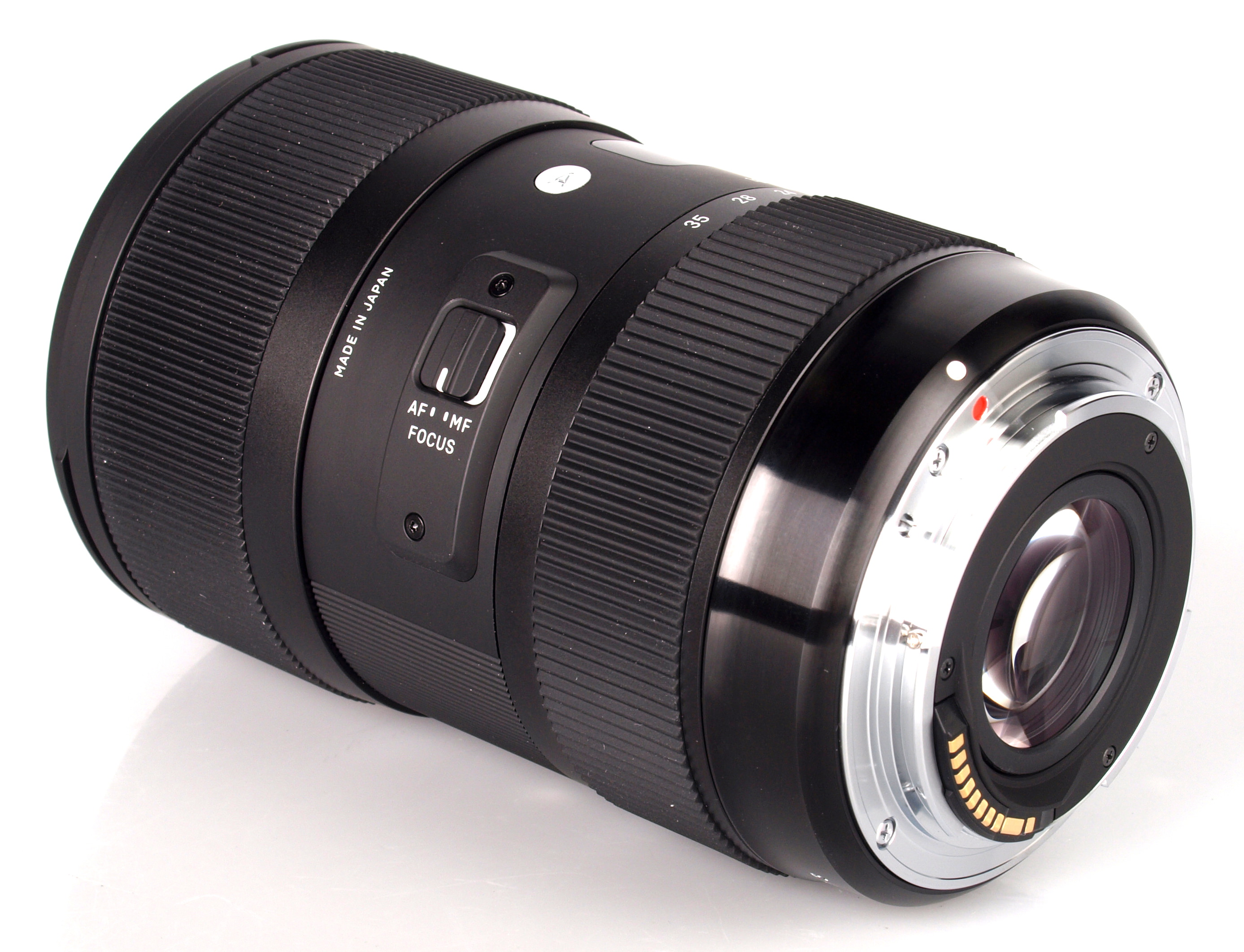 Sigma 18-35mm f/1.8 DC HSM A Lens Review