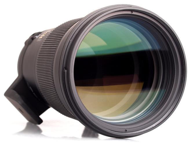 Sigma 180mm F28 Hsm Dg Ex Os