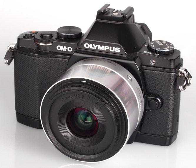 Sigma 19mm Dn A Lens (1)