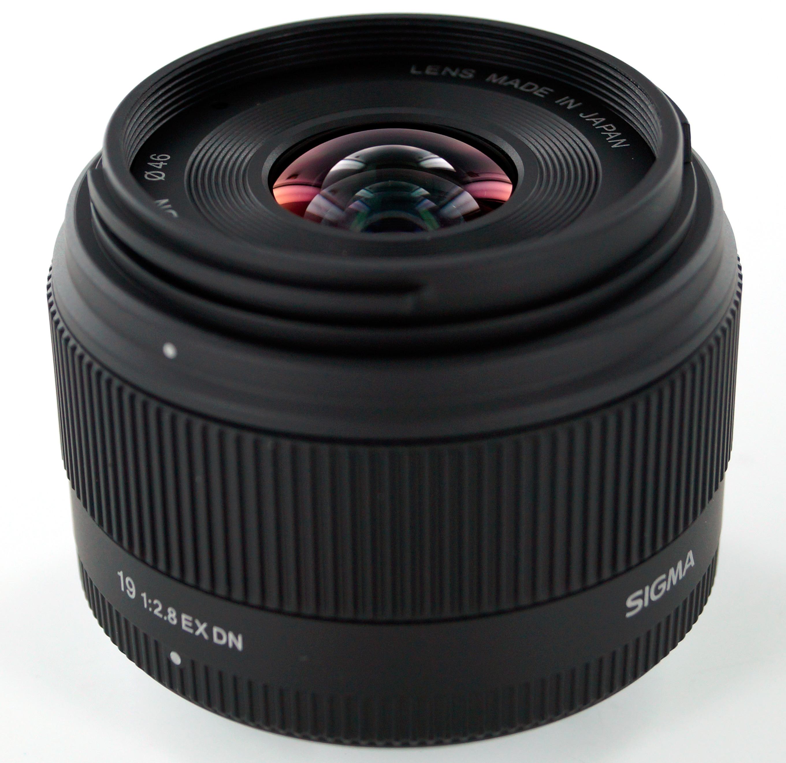 Sigma 19mm F 2 8 Ex Dn A Art M43 Lens Review