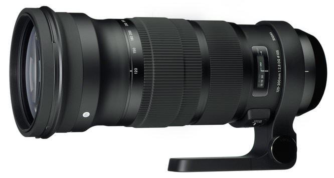120-300mm f/2.8 DG OS HSM