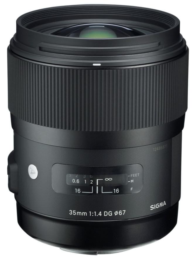 35mm f/1.4 DG HSM