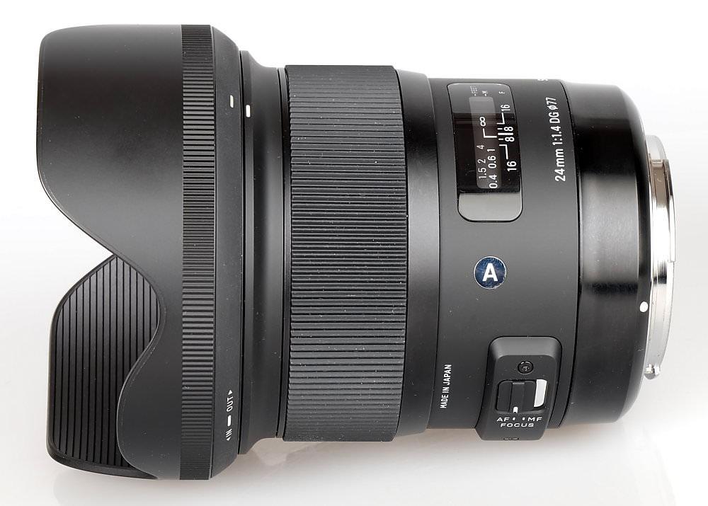Sigma 24mm F1 4 DG Art Lens (9)