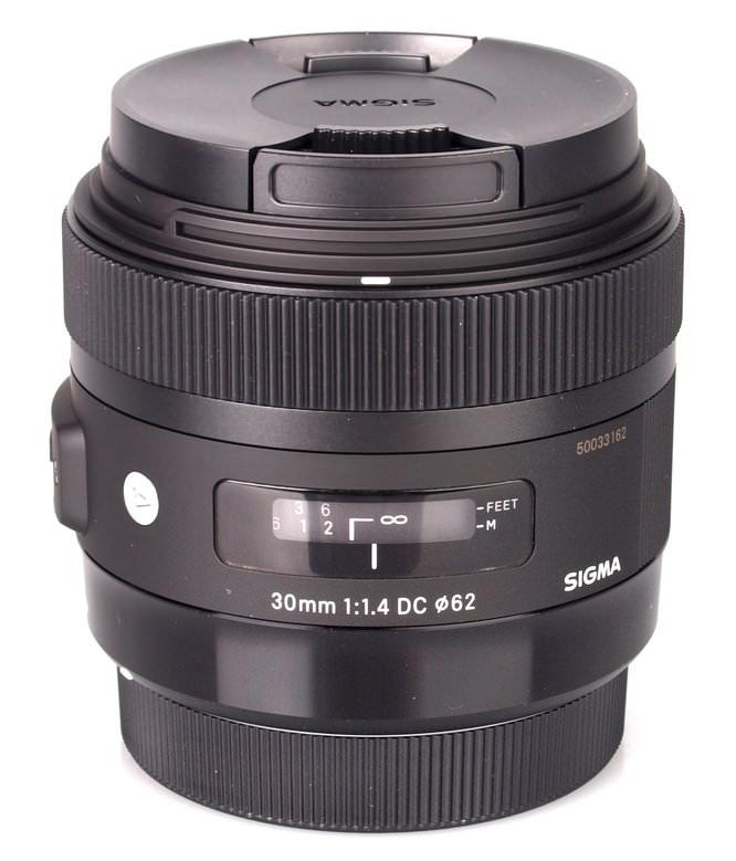Sigma 30mm F14 Dc (1)