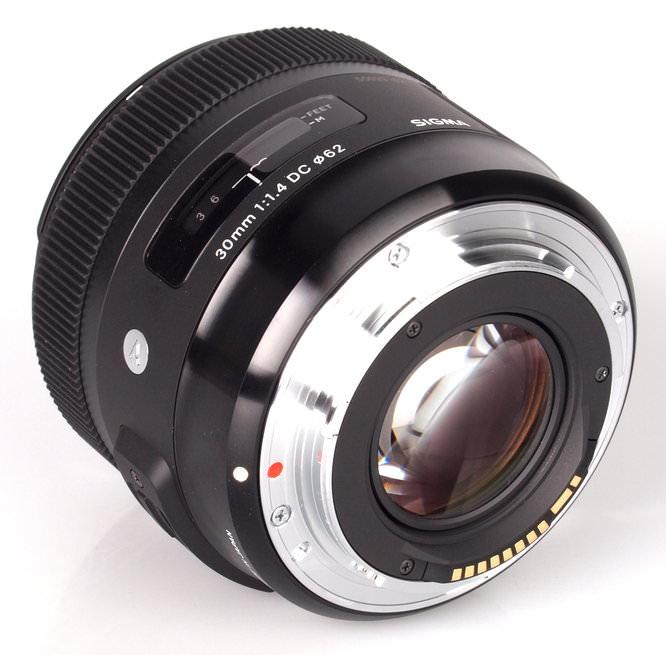 Sigma 30mm F14 Dc (5)