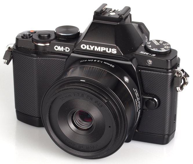 Sigma 30mm Dn A Lens (2)