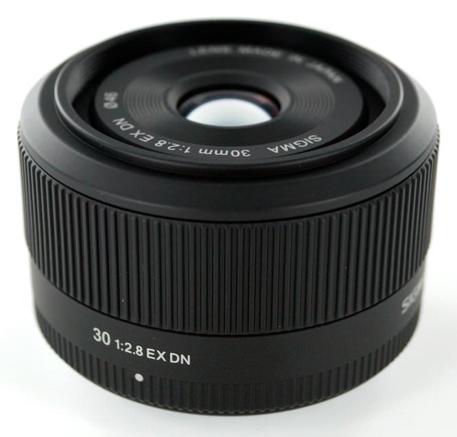 Sigma 30mm Micro Four Thirds Lens