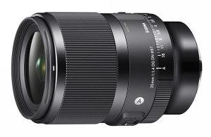 Sigma 35mm f/1.4 DG DN Art Lens Announced