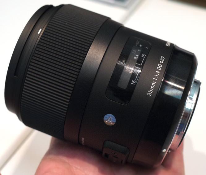 Sigma 35mm A Lens (3)
