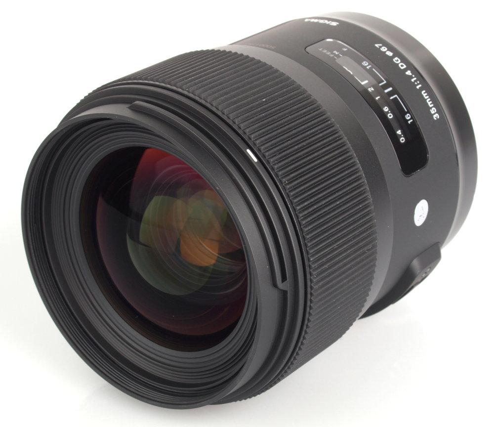 Sigma A 35mm f/1.4 DG HSM