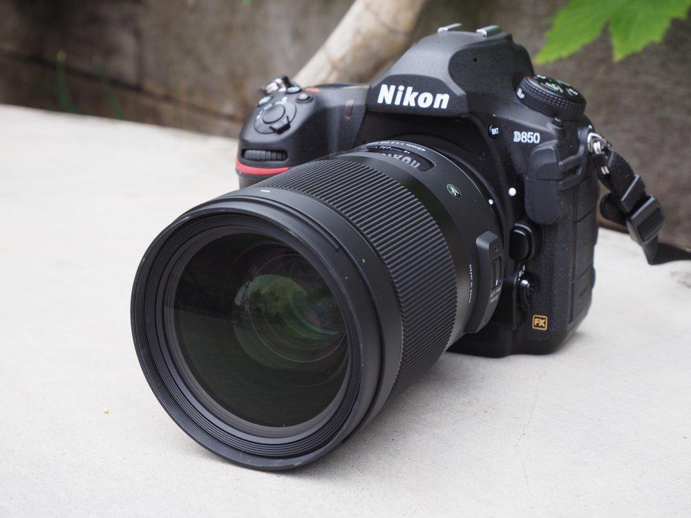 Sigma 40mm 1 4 Art Lens (10) (Custom)