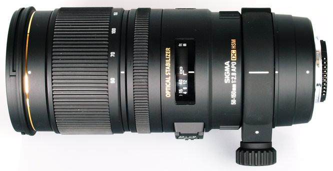 Sigma 50-150mm f/2.8 EX DC APO OS HSM