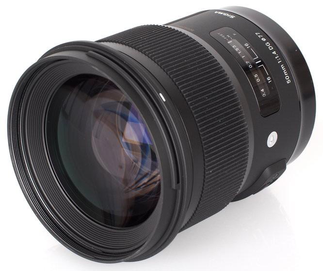 Sigma 50mm F1 4 DG Art (1)