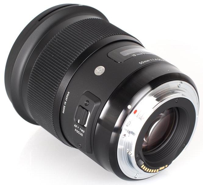 Sigma 50mm F1 4 DG Art (9)