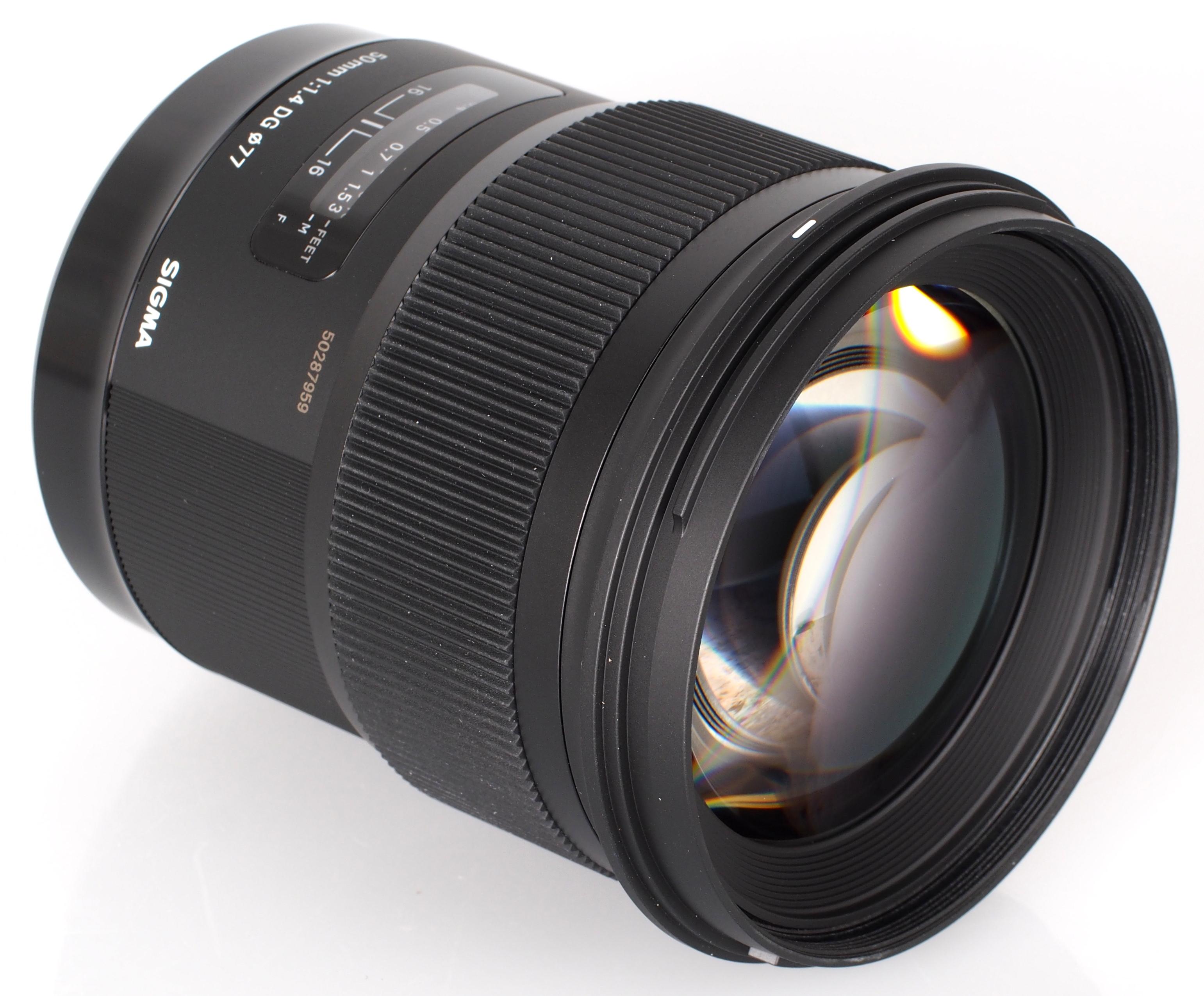 Sigma 50mm F 1 4 Dg Hsm Art Lens Review Ephotozine