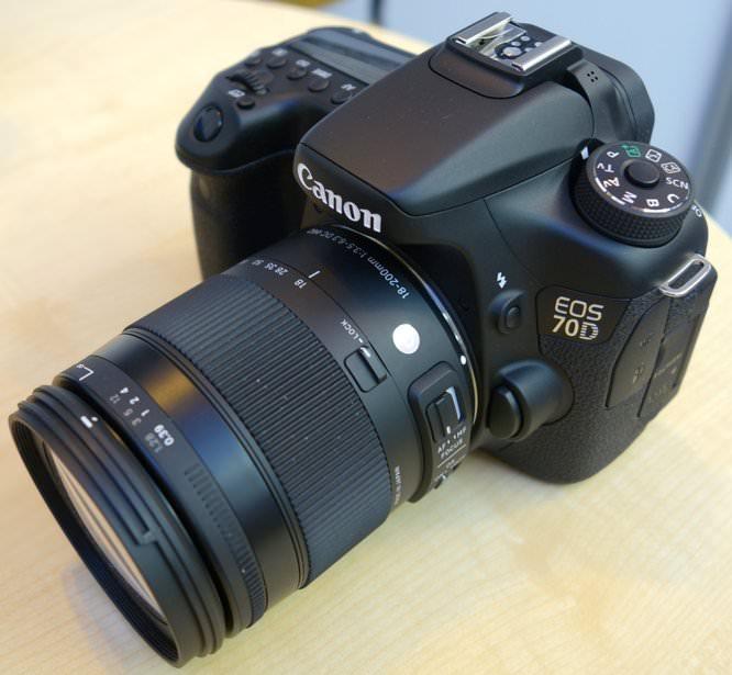 Sigma 18 200mm Compact Zoom Lens (3) (Custom)