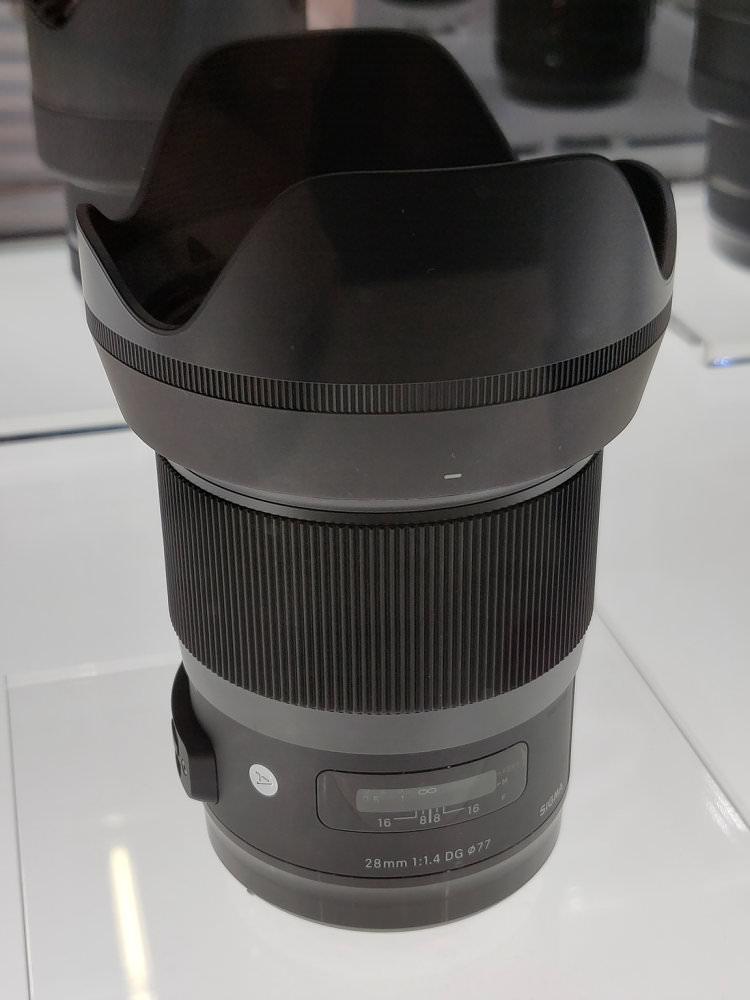 Sigma 28mm F1 4
