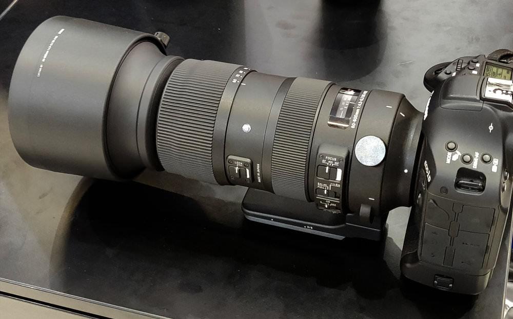 Sigma 60 600mm Lens (3)