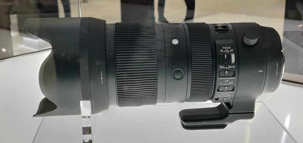 Sigma 70 200mm
