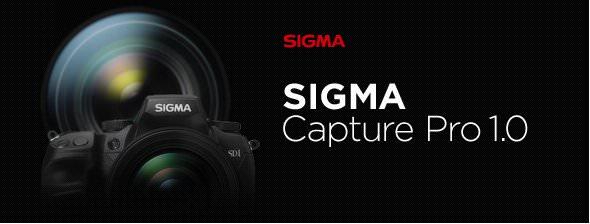 Sigma Capture Pro 1.0