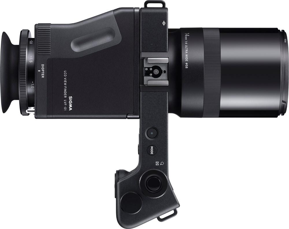 Sigma DP0 Quattro + LVF-01 LCD Viewfinder Kit Announced
