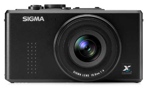 Sigma DP1s Front View