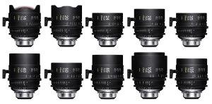 Sigma FF Classic, Art Prime Lens Range Announced