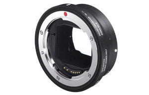 Sigma Mount Converter Pairs Sigma Lenses With Sony E-Mount Cameras