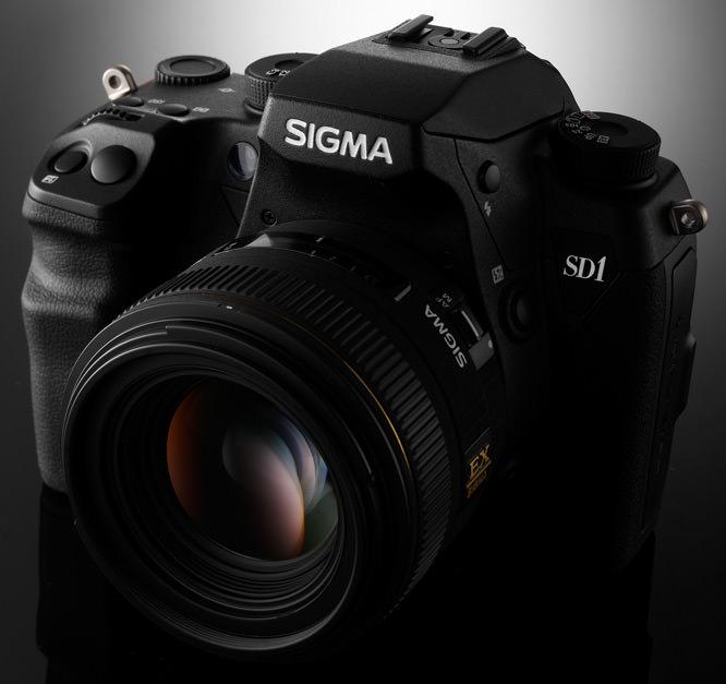 Sigma SD1 Digital SLR