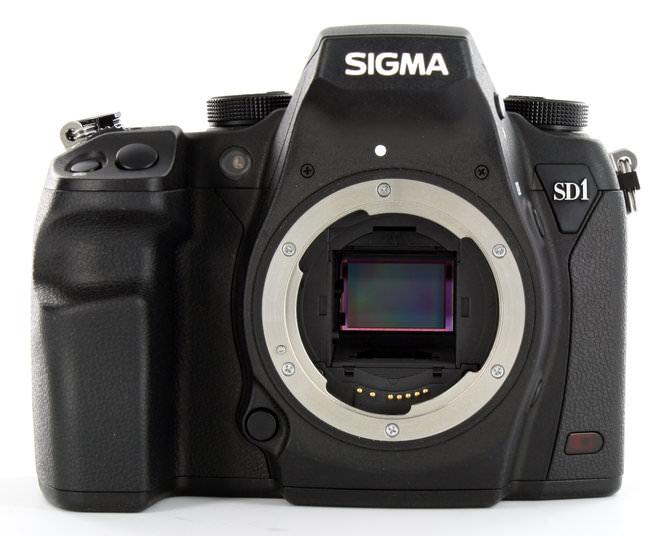 Sigma SD1 Body Front Sensor