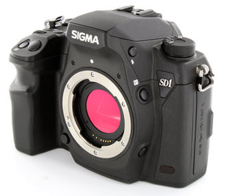 Sigma SD1 Body (IR Filter)