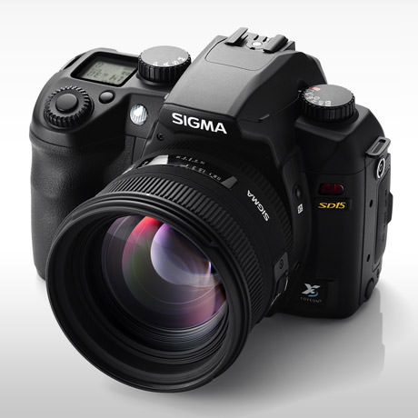 Sigma SD15 Digital SLR Camera