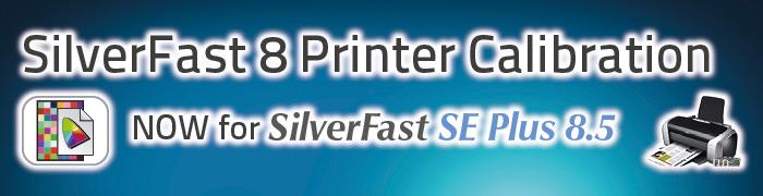 Silverfast Printer Calibration