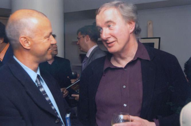 Peter Bargh and Simon Marsden