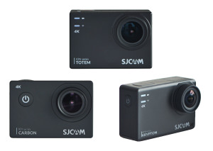 SJCAM Launch New ION Series Of 4K Action Cameras
