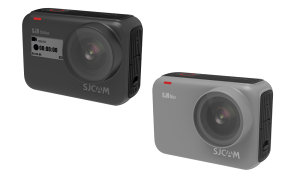 SJCAM SJ9 Series Action Cameras Feature Wireless Charging