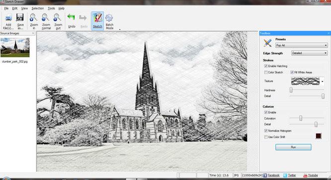 Sketch Drawer Screenshot 1