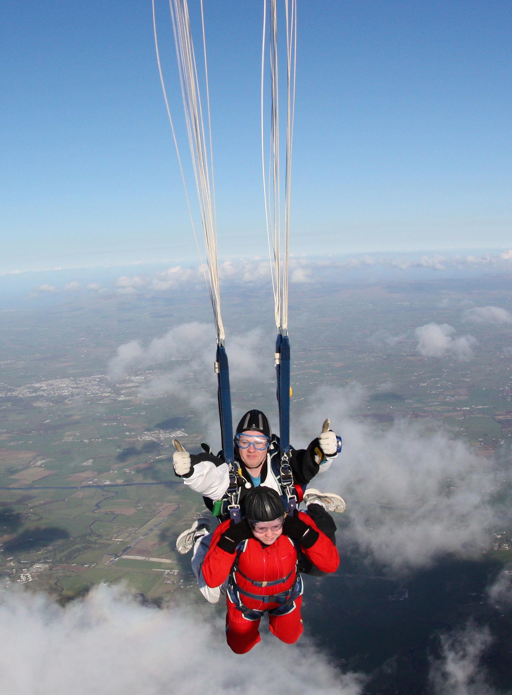 Skydiving Photography Techniques Ephotozine