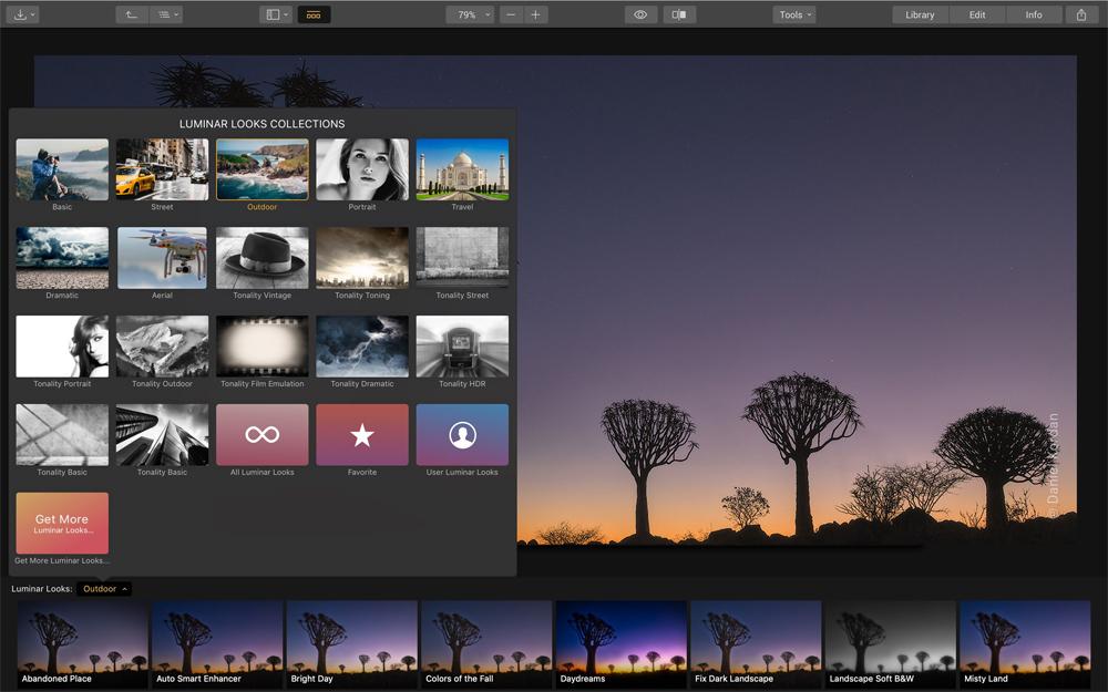 Skylum Luminar Software