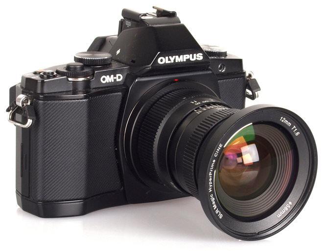 SLR Magic Hyperprime 12mm T1 6 (9)