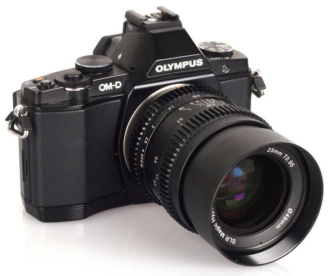 SLR Magic 25mm T0 95 Hyperprime Cine (1)