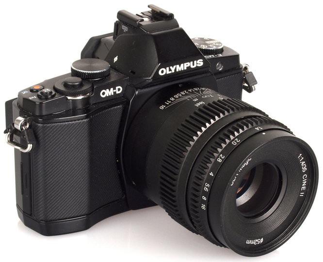 SLR Magic 35mm T0 95 Hyperprime Cine (1)
