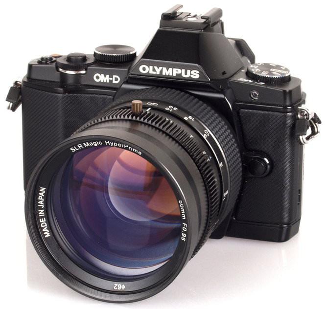 SLR Magic 50mm F0 95 Hyperprime Lens (7)