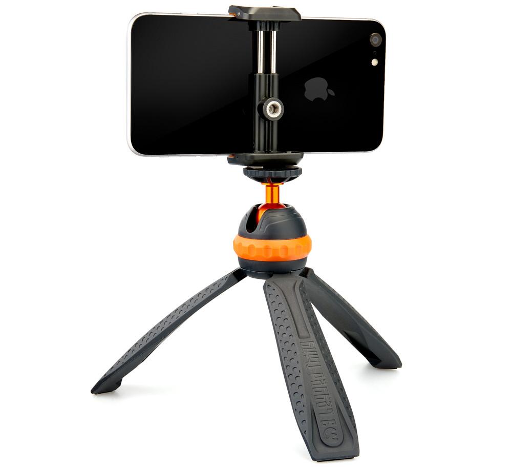 Iggy with phone mount