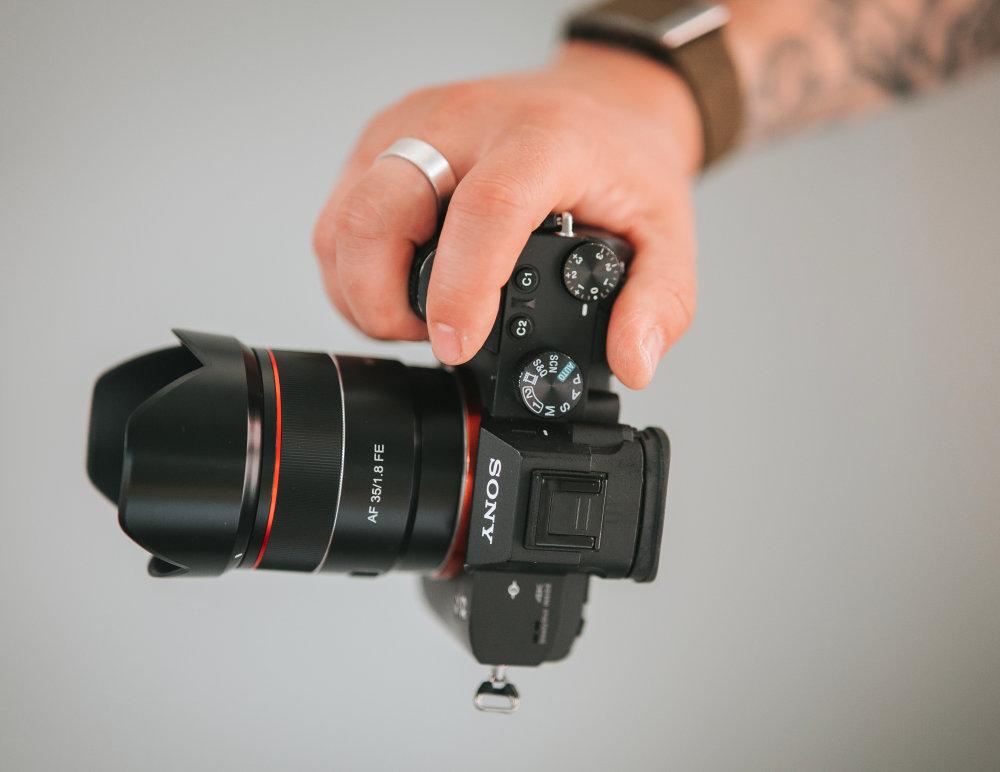 Samyang AF 35mm F1