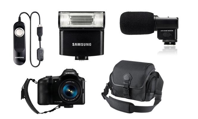 Smart NX Camera Accessory Guide