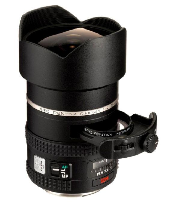 smc Pentax-D FA645 25mm f/4 AL[IF] SDM AW