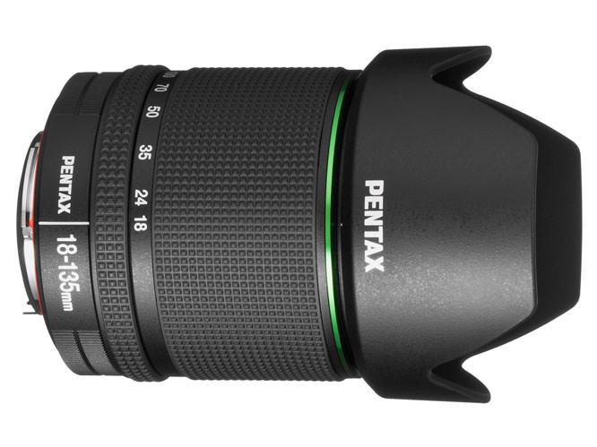 SMC Pentax-DA 18-135mm f3.5-5.6 ED AL [IF] DC WR