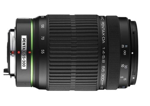 SMC Pentax-DA 55-300mm f/4-5.8 ED