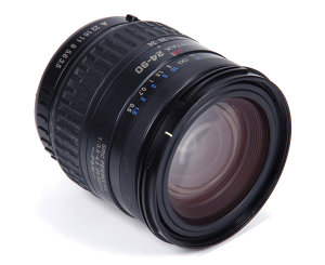 SMC Pentax-FA 24-90mm f/3.5-4.5 AL [IF] Lens Review